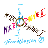 Stockhausen Edition no.9 - German Edition